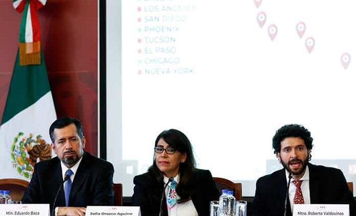 México lanza foros migrantes en los EEUU