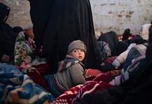 Repatrian a niños franceses encontrados de campamentos en Siria