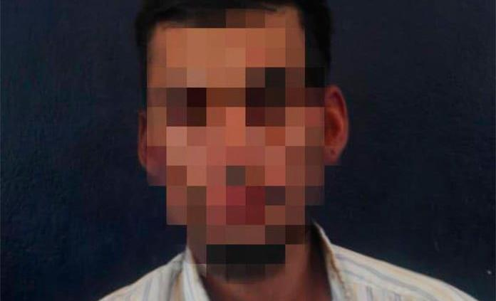 Sujeto es detenido por allanamiento en colonia Himno Nacional
