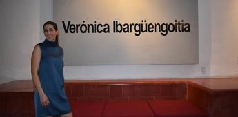 "Verónica Ibargüengoitia expone ""Espacios experimentales"""