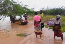 Ciclón deja 140 muertos a su paso por África
