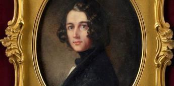 Hallan retrato perdido del novelista Charles Dickens