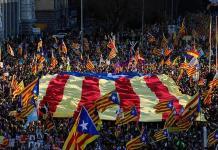 Miles de personas marchan en Madrid