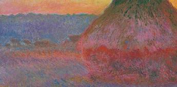 Subastarán la obra de Monet