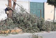 Vientos aumentan proliferación de basura en calles de Soledad