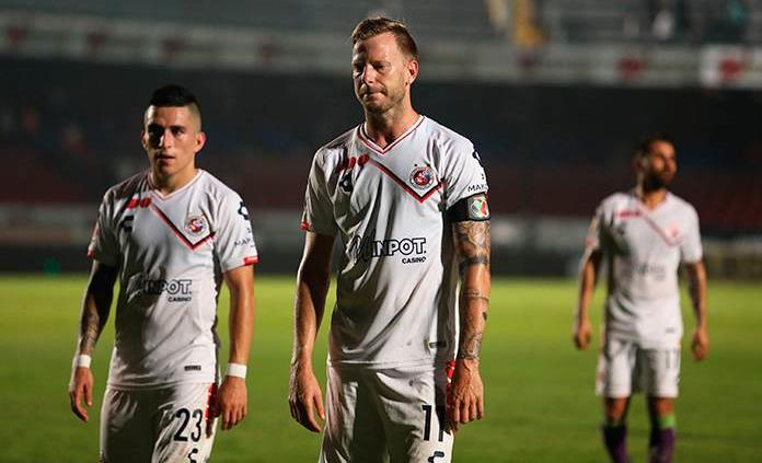 Veracruz consuma su descenso con seis fechas aún por jugarse
