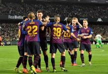 Messi, estelar, sentencia la Liga de España