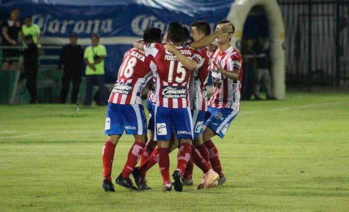 El Atleti de San Luis sigue de superlíder en Ascenso MX después de jornada 12