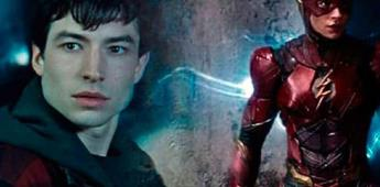 "Ezra Miller escribirá guión de ""The Flash"""