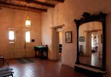 Histórica vivienda de Arizona,museo de cultura