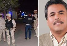Segob condena asesinato del periodista Santiago Barroso