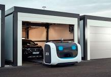 Aeropuerto francés ofrece valet parking robótico