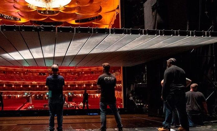 La Met Opera de Nueva York reabre tras el parón de la pandemia con un tributo al 11-S