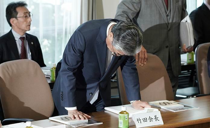 Presidente del Comité Olímpico de Japón renuncia por caso de sobornos