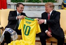 D. Trump y Bolsonaro formalizan alianza