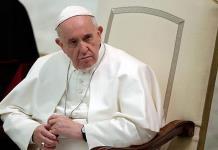 Ebrard se reunió con el Papa en el Vaticano