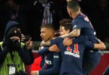 PSG se apunta victoria legal contra la UEFA