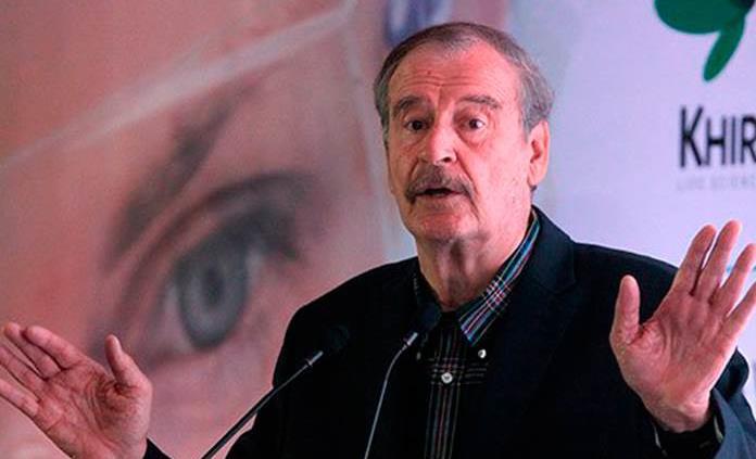 Que se calle la chachalaca tabasqueña en las mañaneras, pide Vicente Fox