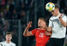 Alemania rescata el empate ante Serbia