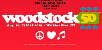 Santana, The Killers y Miley Cirus encabezan el cartel de Woodstock 50
