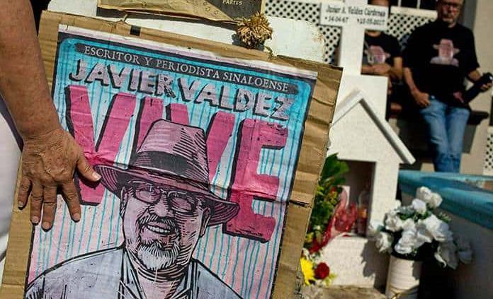 Inicia juicio oral contra homicida del periodista Javier Valdez