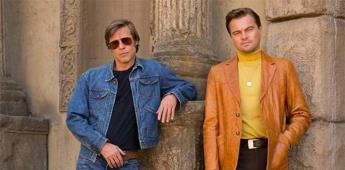 Tarantino presenta primer tráiler de Once Upon a Time in Hollywood