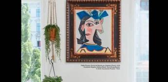 Cuadro de Pablo Picasso podrá colgar en la pared de una vivienda en Suiza