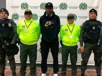Viáfara es arrestado por narcotráfico