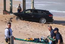 Hombre de 82 años atropella a cuatro niños en playa de Florida