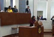 Diputadas exigen freno a la violencia de género