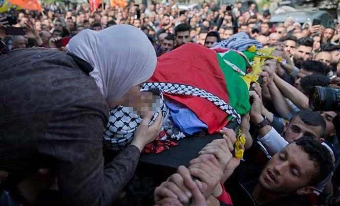 Un palestino murió baleado por el Ejército israelí en Gaza