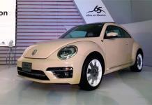 Volkswagen pone fin al legendario Beetle con edición especial