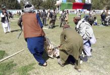 Al menos 3 muertos y 31 heridos en un atentado en un estadio en Afganistán
