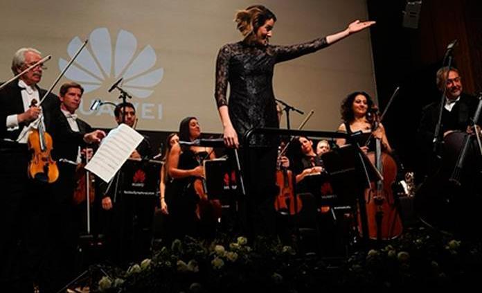 Alondra de la Parra crea dream team orquestal