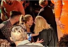 Adele y Jennifer Lawrence se divierten en bar gay