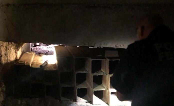 Descubren túnel en el estado de Sonora con salida a EEUU — México