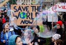 Buscan textos sobre cambio climático, encuentran propaganda de petroleras