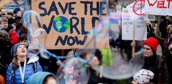 Funcionario de Trump busca apoyo para refutar el cambio climático