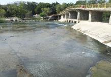 Investigan alumnos del CETAC calidad de agua del río Valles
