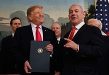 Los hitos pro-Israel en cuatro años de Administración Trump