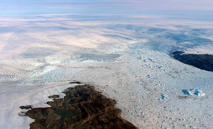 Los glaciares pierden cada año 335 mil millones de toneladas de hielo
