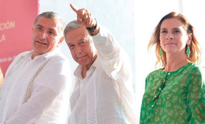 Gutiérrez Müller niega haber dicho que españoles son odiados en México