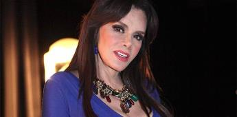 Lucía Méndez hubiera cacheteado a Enrique Guzmán