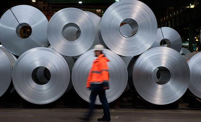 Prevén arreglo con EU para eliminar aranceles al acero y aluminio