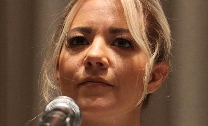 Fernanda Castillo brinda su apoyo a Fátima Molina