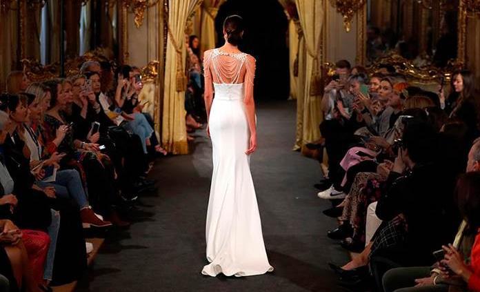 Para la diseñadora Vera Wang, las novias más guapas son aquellas que se sienten más cómodas