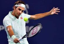 Federer vuelve a semifinales en Miami