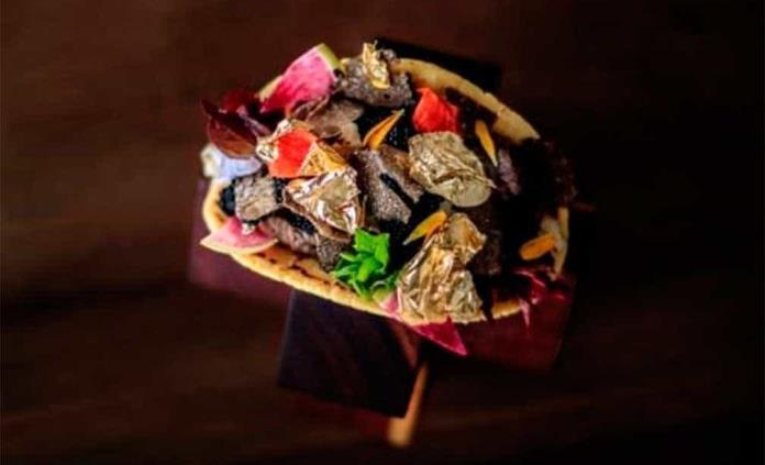 Ofrecerán en la Riviera Maya degustación del taco más caro del mundo