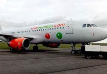 Viva Aerobus recibe financiación por 150 millones de dólares