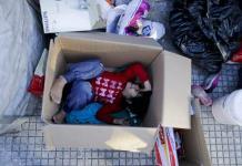 Crecen sin techo en Buenos Aires, otro signo de la crisis